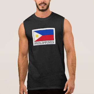 Philippines Sleeveless Shirt