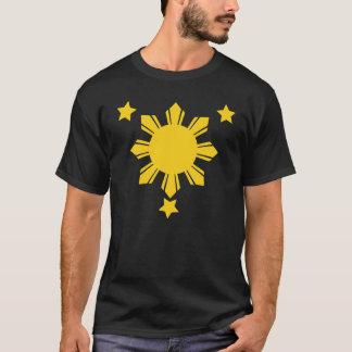 philippines sun and 3 stars T-Shirt