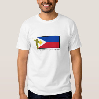 PHILIPPINES TACLOBAN MISSION LDS CTR TEE SHIRT