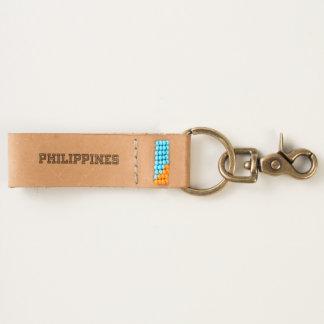 Philippines Varsity Keychain