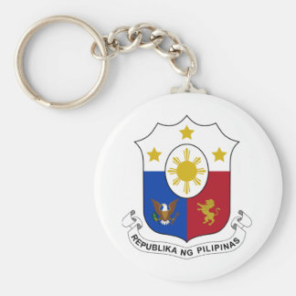 PhilippinesCoat of Arms Keychain