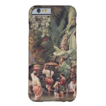 Philippino Women Washing Beneath a Banana Tree, 18 Barely There iPhone 6 Case