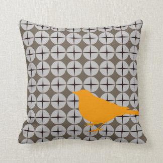 Philips Head Bird Pillows