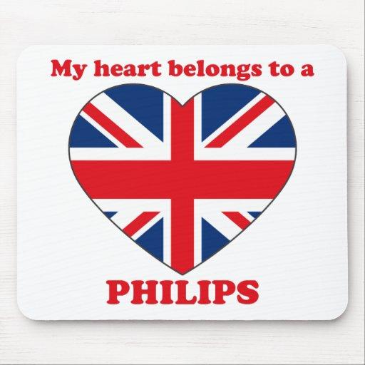 Philips Tapetes De Ratones