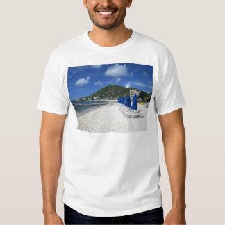 Philipsburg Beach T Shirt