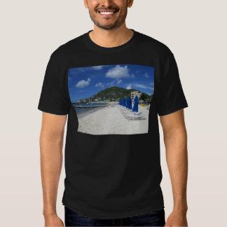 Philipsburg Beach T-shirt