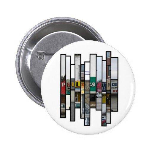 Philipsburg Pinback Buttons
