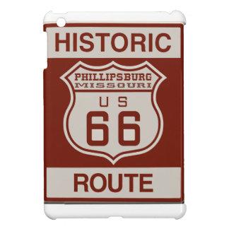 Philipsburg Route 66 iPad Mini Cover