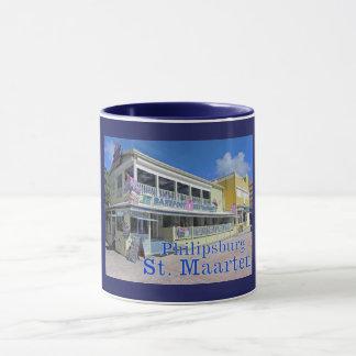Philipsburg - St. Maarten -souvenir mug