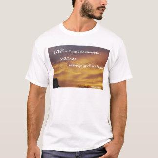 Philisophical t-shirt