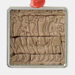 Philistine prisoners being led away ornaments