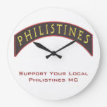 Philistines MC Bar Clock