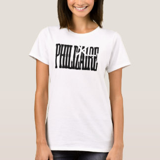 Philizaire XL Girl Spagetti T-Shirt