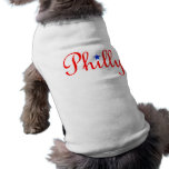 Phillies Dog Tee Shirt