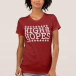 PHILLIES HIGH HOPES 2010 T-SHIRT
