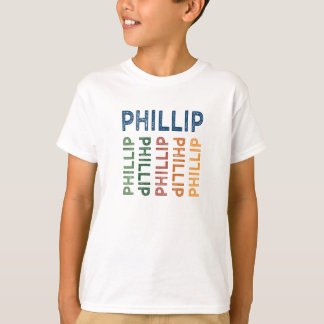 Phillip Cute Colorful T-Shirt
