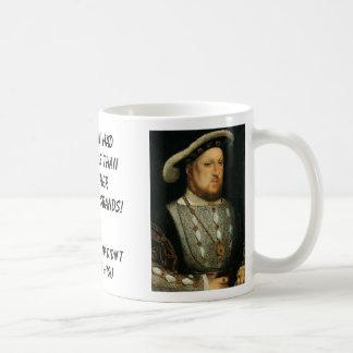 Phillip II, Enrique VIII, estos hombres tenía más Taza Clásica