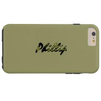 Phillip iPhone 6 Plus case in Green