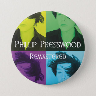 Phillip Presswood: Remastered Pin
