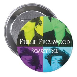 Phillip Presswood: Remastered Pin
