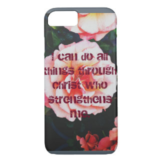 Phillipans 4:13 Phone Case iPhone
