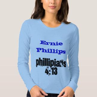 Phillipians 4:13 t-shirt