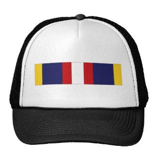 Phillipine Independence Ribbon Trucker Hat
