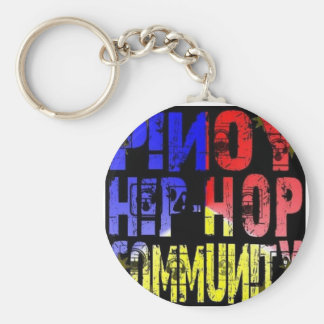 phillipines basic round button keychain