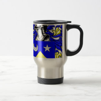 Phillippe Coat of Arms 15 Oz Stainless Steel Travel Mug
