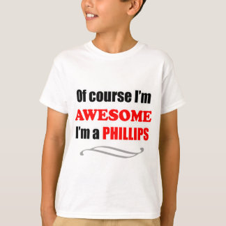 Phillips Awesome Family T-Shirt