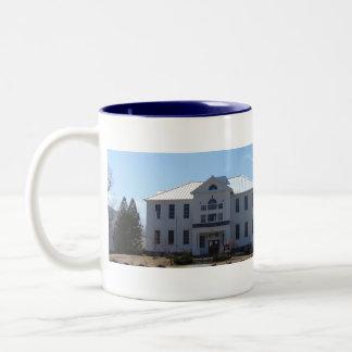 Phillips Bicentennial Blue Mug