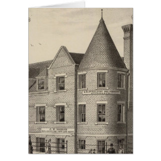 Phillips County Bank, Phillipsburg, Kansas Card