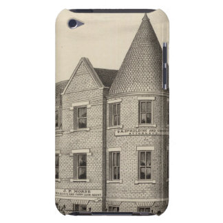 Phillips County Bank, Phillipsburg, Kansas iPod Touch Covers