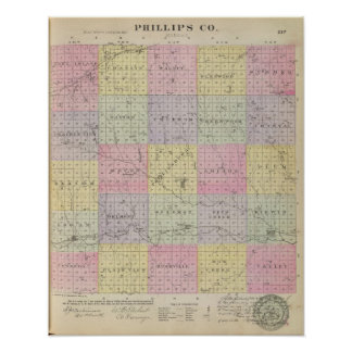 Phillips County, Kansas Posters