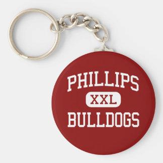 Phillips - dogos - centro - Battleboro Llavero