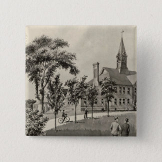 Phillips Exeter Academy Button