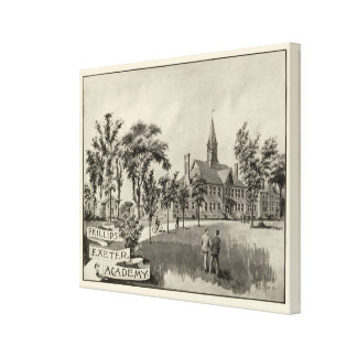 Phillips Exeter Academy Canvas Print