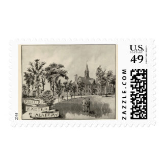 Phillips Exeter Academy Postage