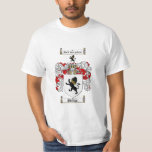 Phillips Family Crest - Phillips Coat of Arms Tee Shirt