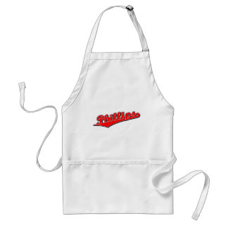 Phillips in Red Adult Apron