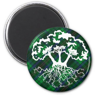 Phillips roots - family tabbard 2 inch round magnet
