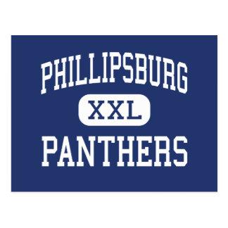 Phillipsburg Panthers Middle Phillipsburg Postcard