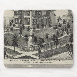Phillipsburg Traders Bank, Kansas Mouse Pad