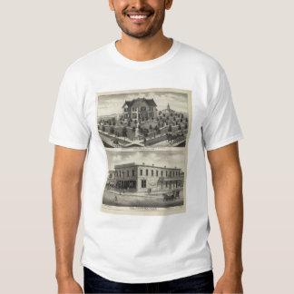 Phillipsburg Traders Bank, Kansas T Shirt