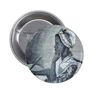 Phillis Wheatley Button