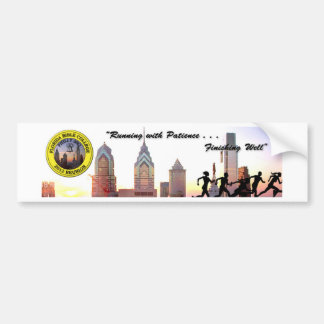 Philly 2012 Reunion Bumper Sticker