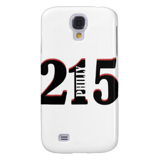 Philly 215 galaxy s4 cover