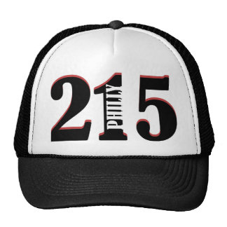 Philly 215 gorras