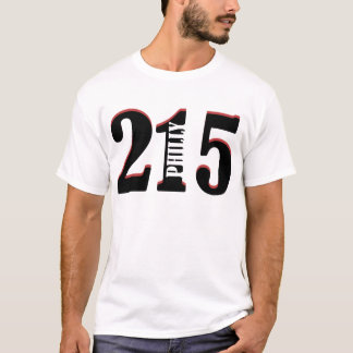 Philly 215 T-Shirt