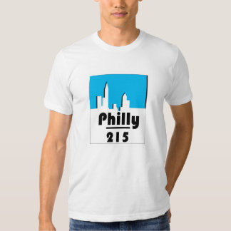 Philly 215 : Two Shades Shirt